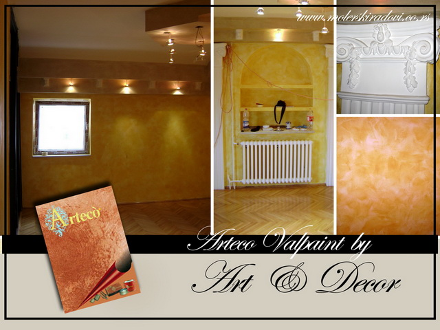 arteco valpaint  - art decor